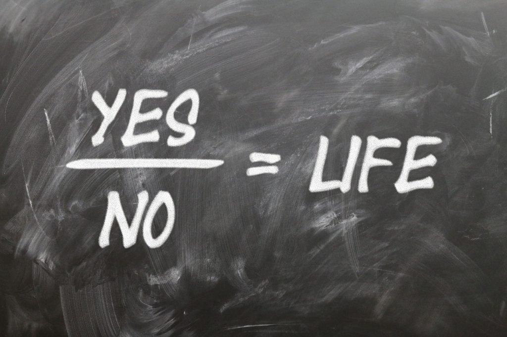 Цена выбора или как начать жить